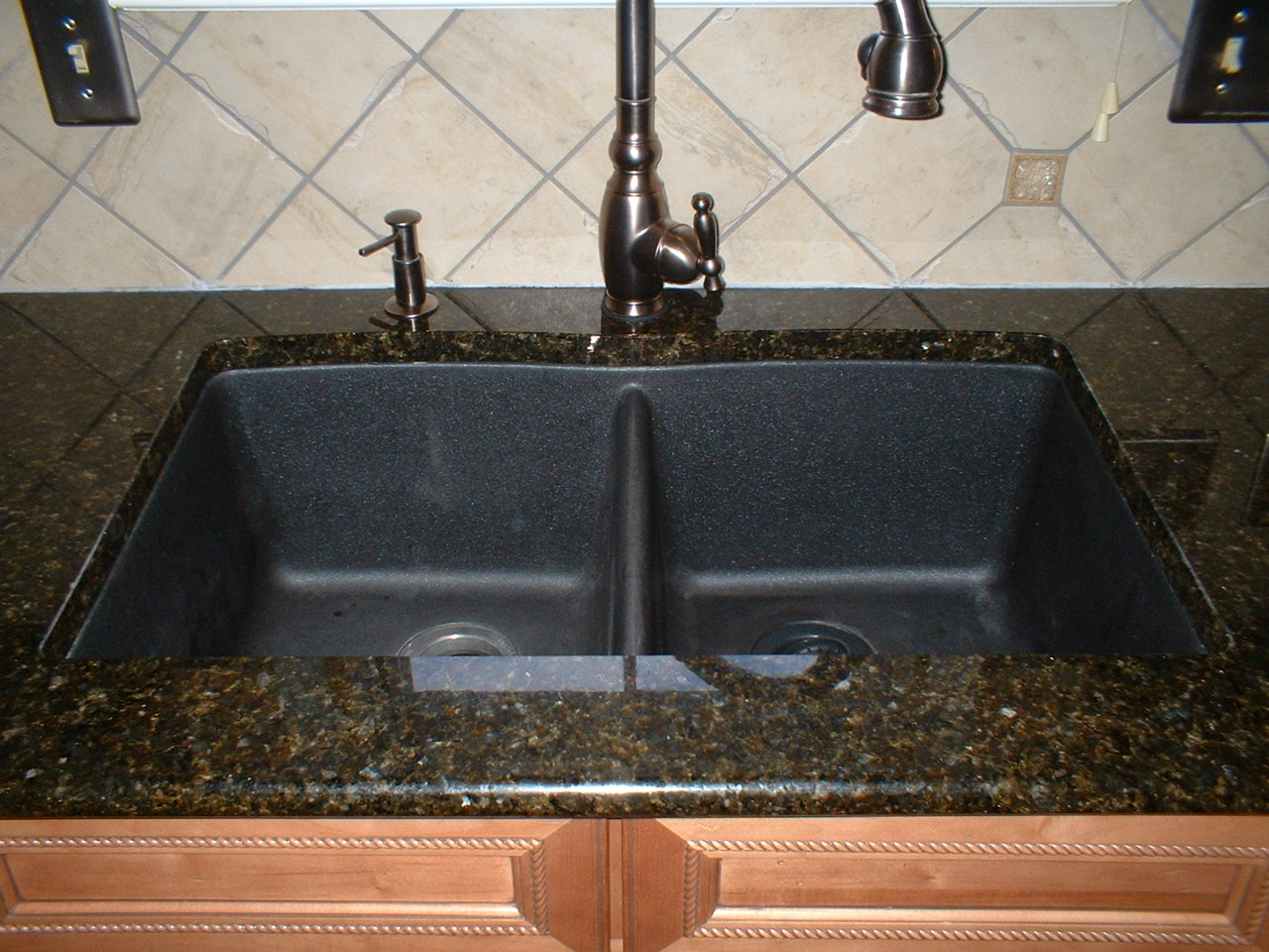 Beau Black Granite Composite Sink Reviews