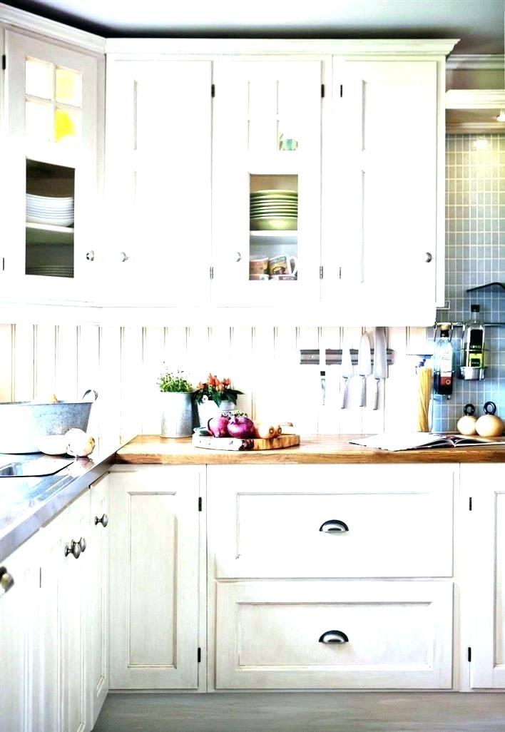 black kitchen cabinets knobs photo - 10