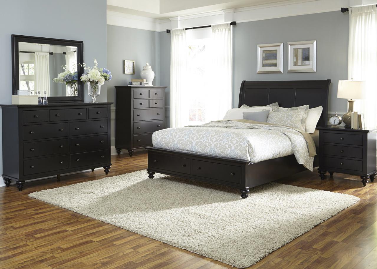black liberty bedroom furniture photo - 2