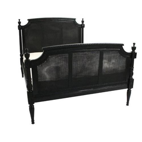 Black Rattan Bedroom Furniture Photo 5
