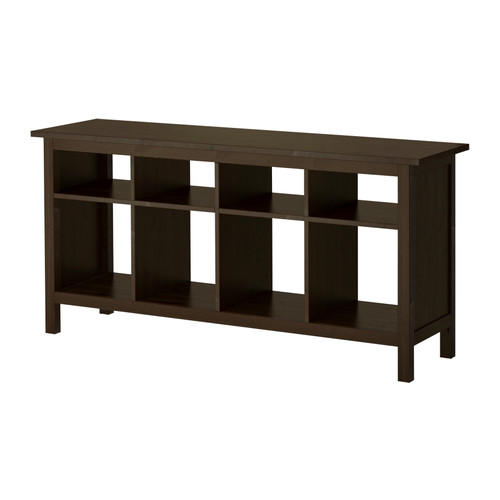 black sofa table ikea photo - 1