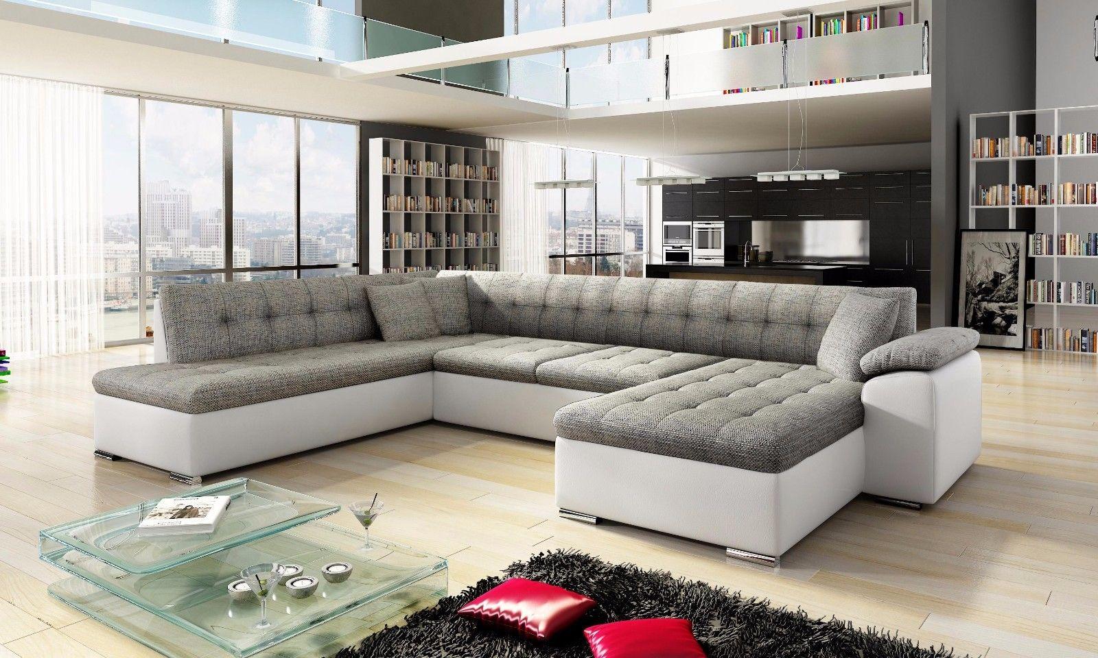 black sofa white coffee table photo - 5