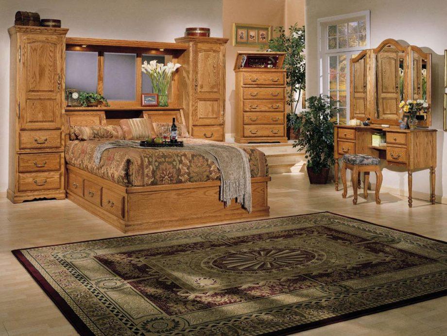 black victorian bedroom furniture photo - 10