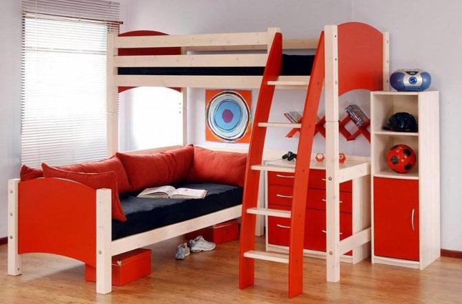 boys bedroom furniture ideas photo - 1