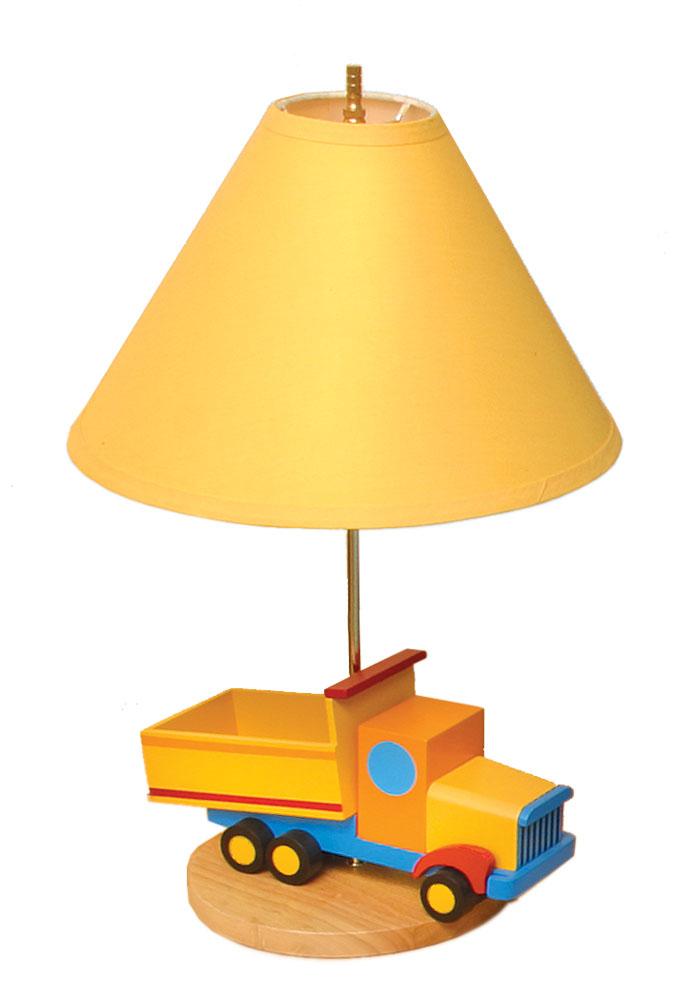 boys bedroom lamp photo - 10