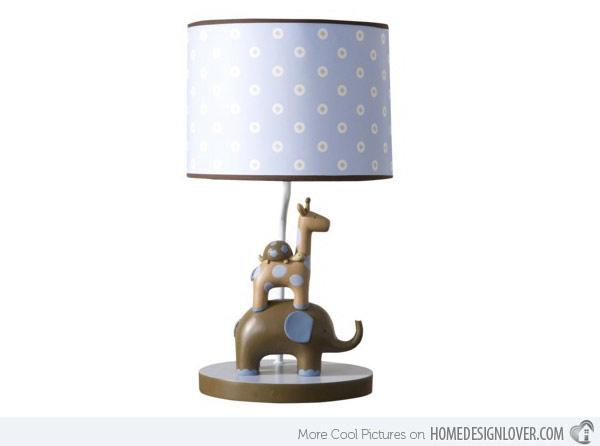 boys bedroom lamp photo - 9