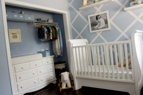 boys room with white furniture photo - 9