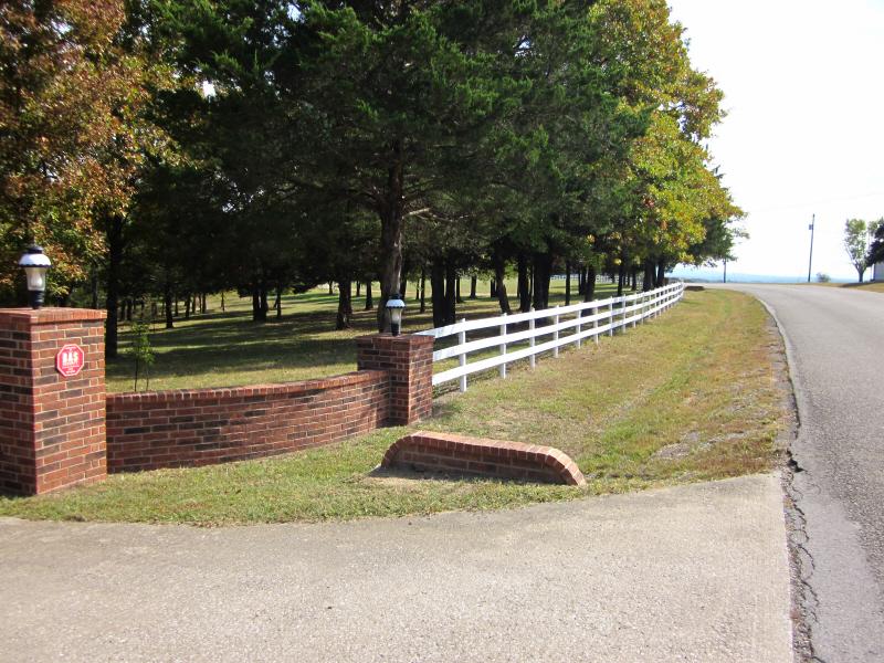 brick entrance designs driveway photo - 9
