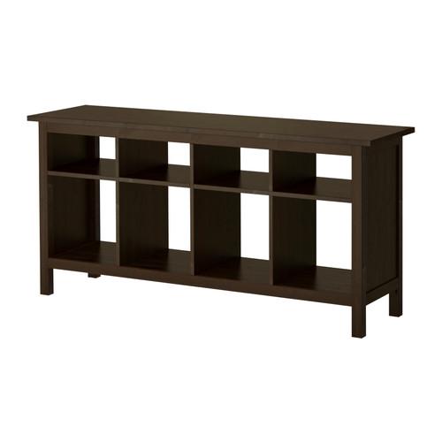 brown black sofa table photo - 3
