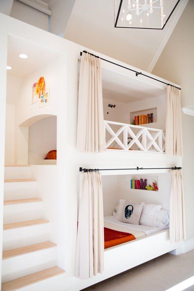 built in bedroom furniture for kids photo - 2