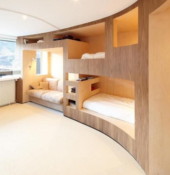 built in bedroom furniture for kids photo - 3