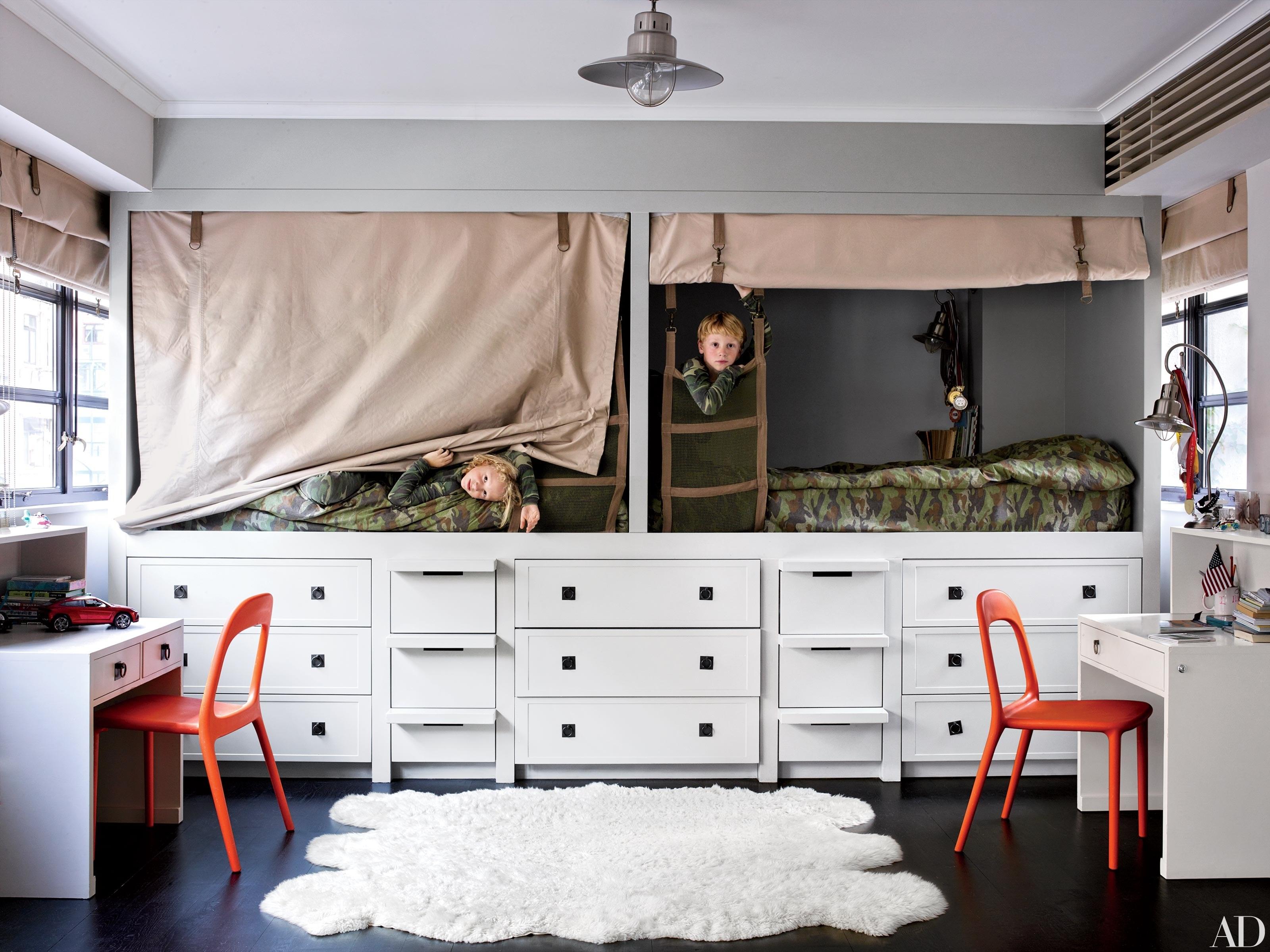 built in bedroom furniture for kids photo - 5