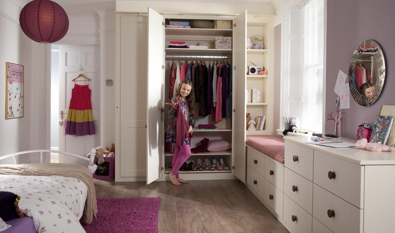 built in bedroom furniture for kids photo - 6