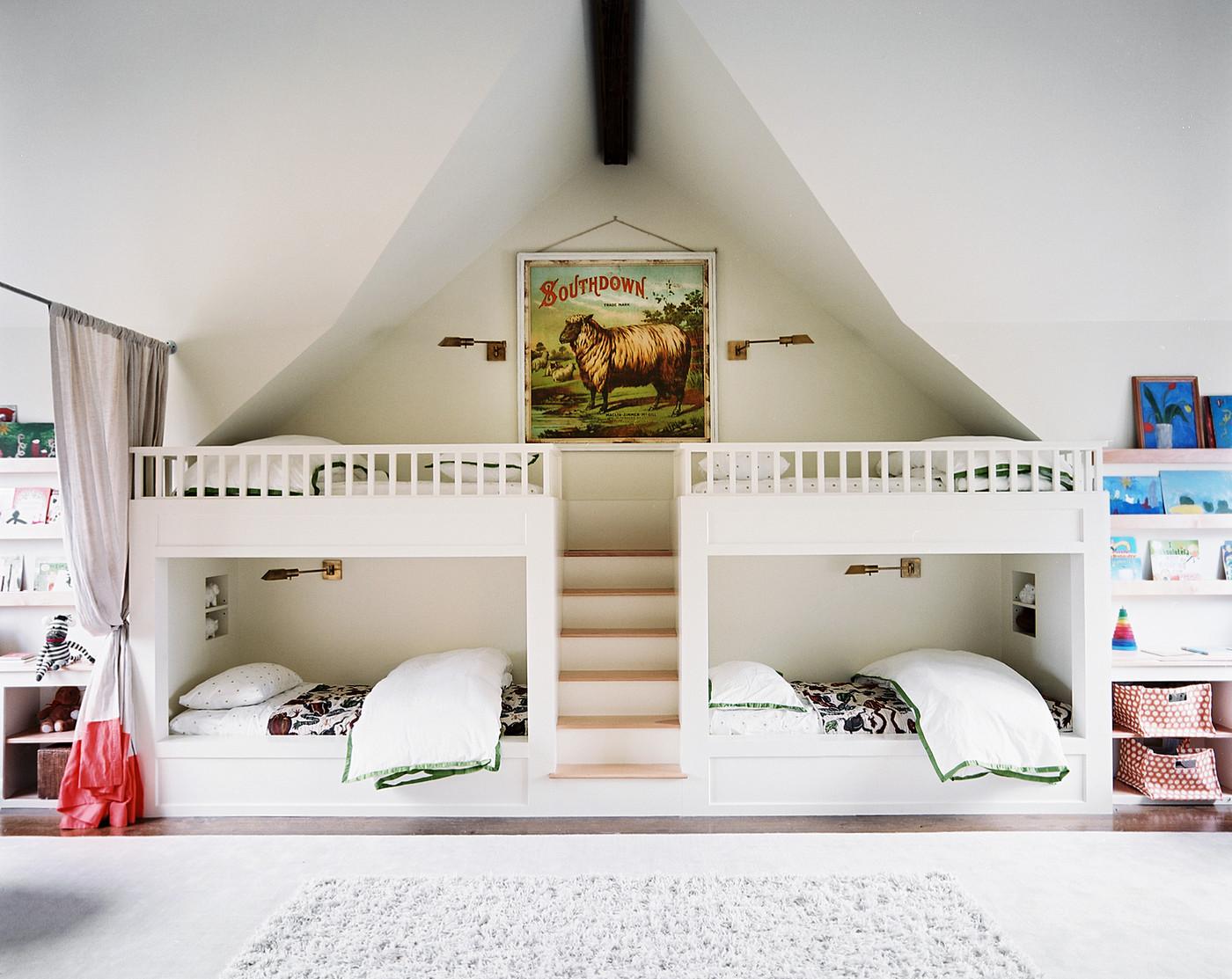 built in bedroom furniture for kids photo - 7