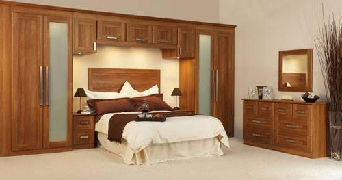 built in bedroom furniture ideas photo - 3