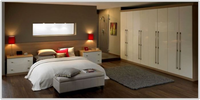built in bedroom furniture ideas photo - 5