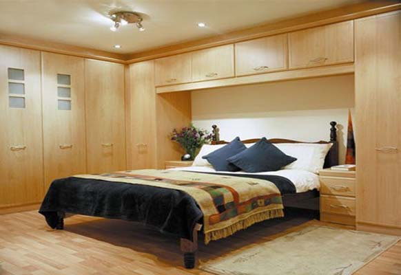 built in bedroom furniture ideas photo - 9