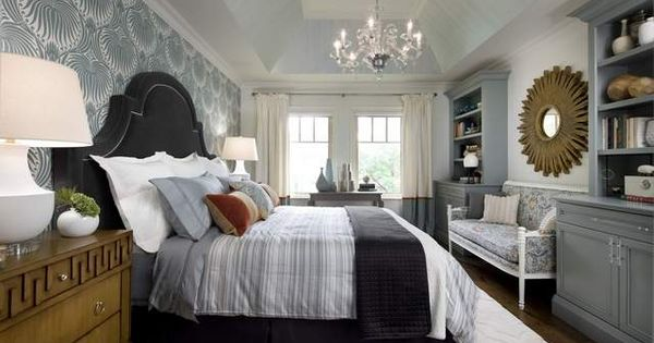 candice olson bedroom built ins photo - 8
