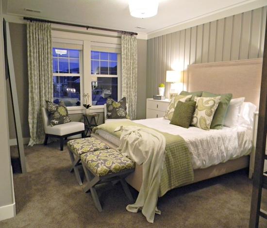 candice olson bedroom carpet photo - 1