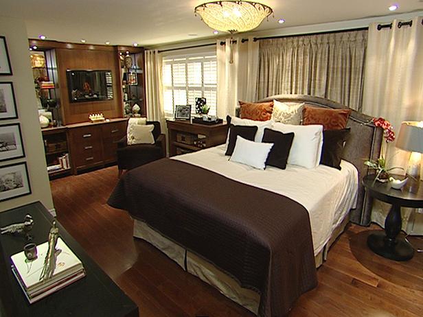 candice olson bedroom carpet photo - 4