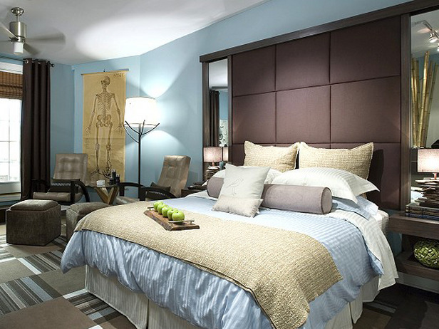 candice olson bedroom carpet photo - 7