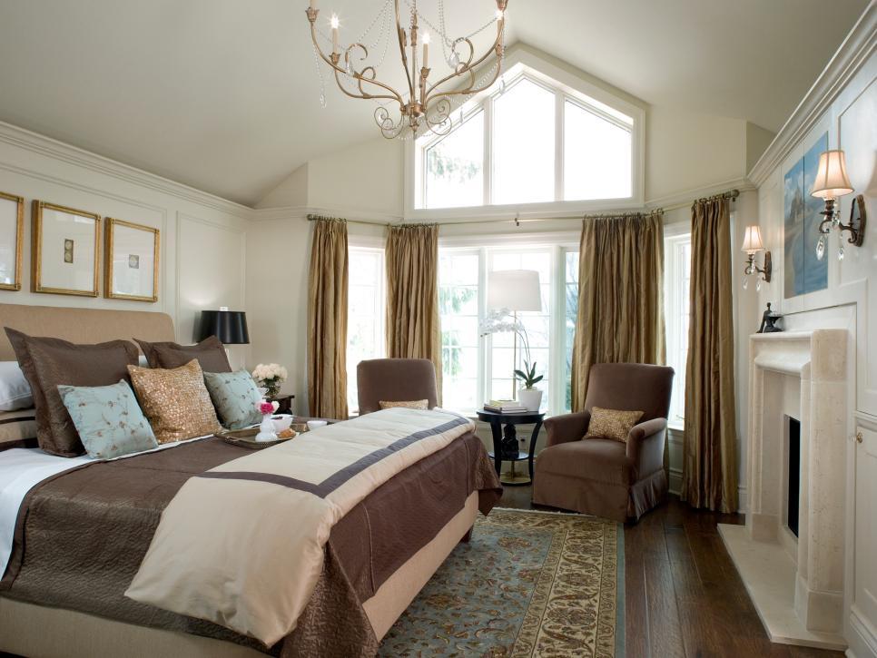 candice olson bedroom carpet photo - 8