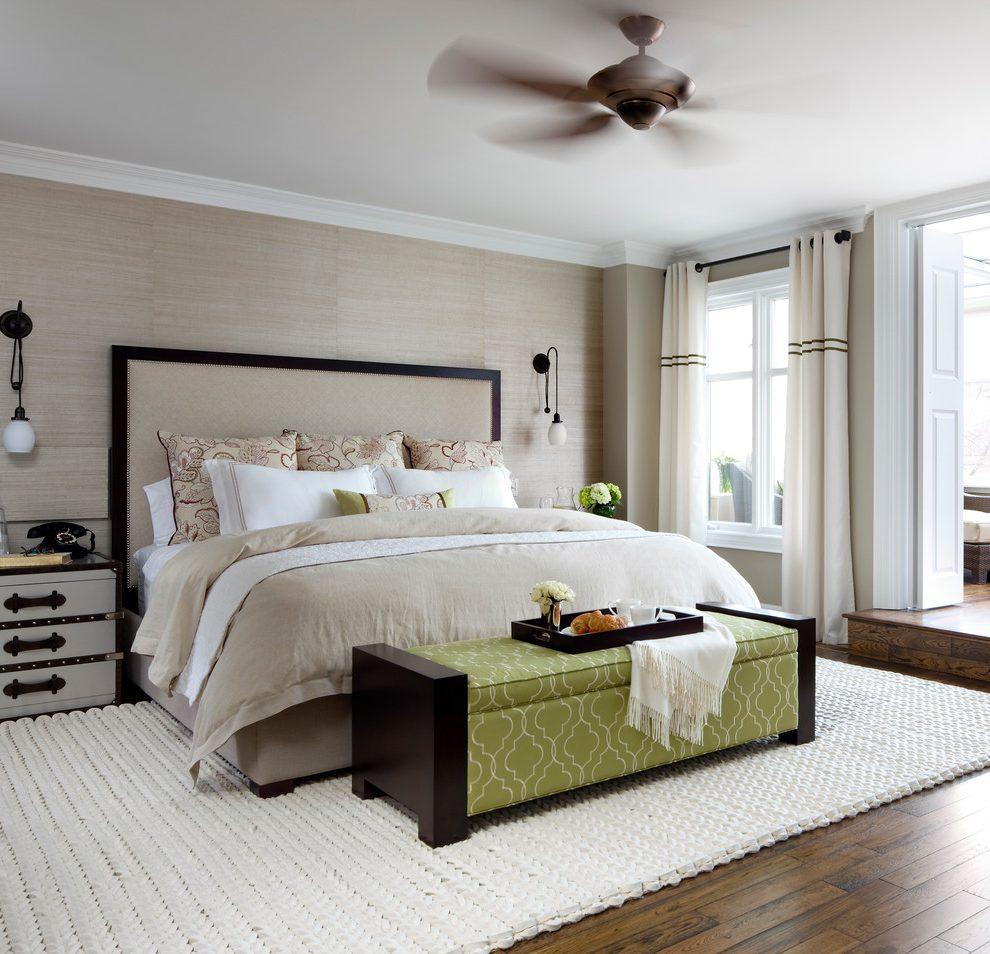 candice olson contemporary bedroom photo - 3