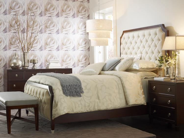 candice olson contemporary bedroom photo - 7