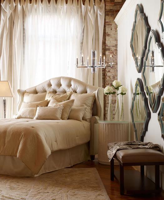 candice olson contemporary bedroom photo - 8