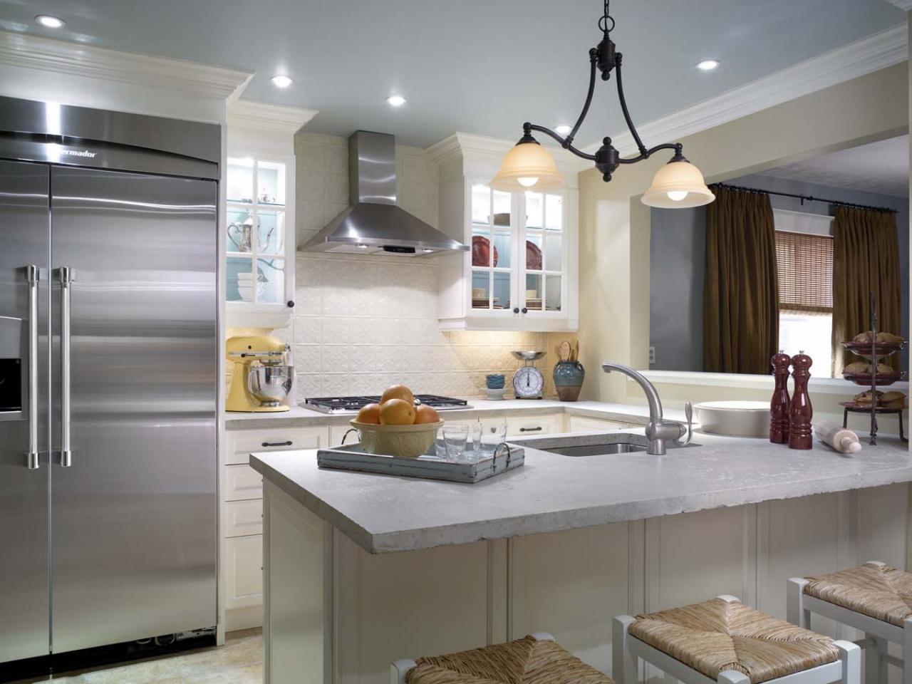 candice olson cream kitchens photo - 3
