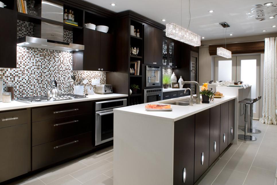 candice olson cream kitchens photo - 9