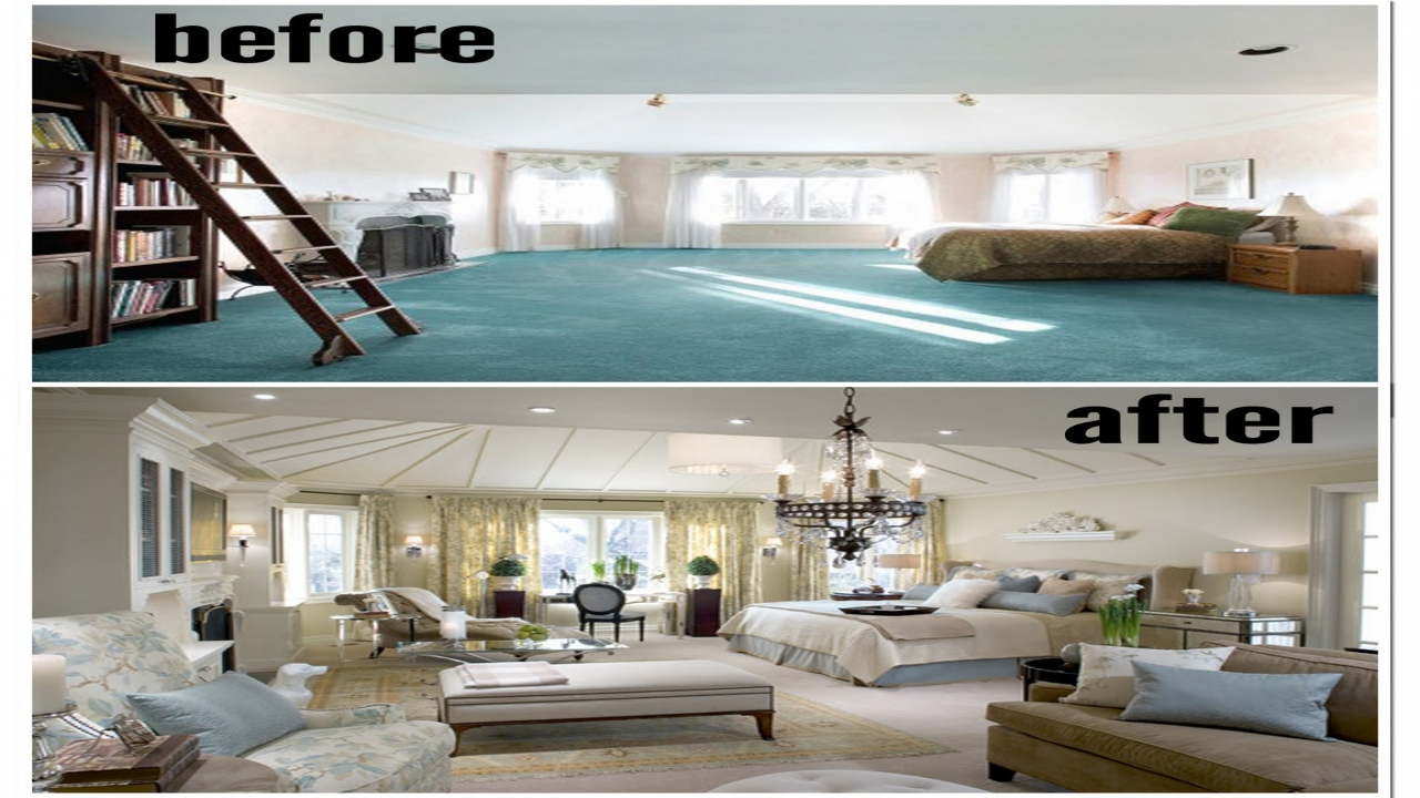 candice olson designs before and after photo - 3