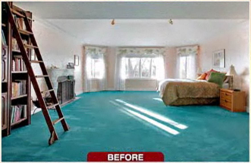 candice olson designs before and after photo - 4