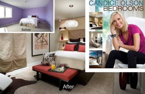candice olson designs before and after photo - 7