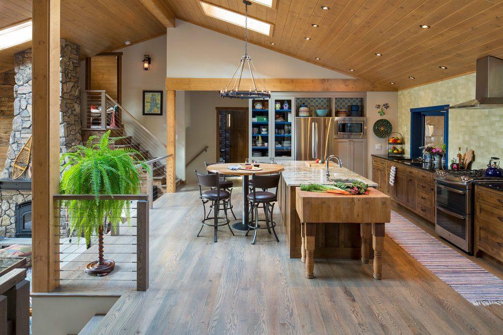 candice olson farmhouse kitchen photo - 4