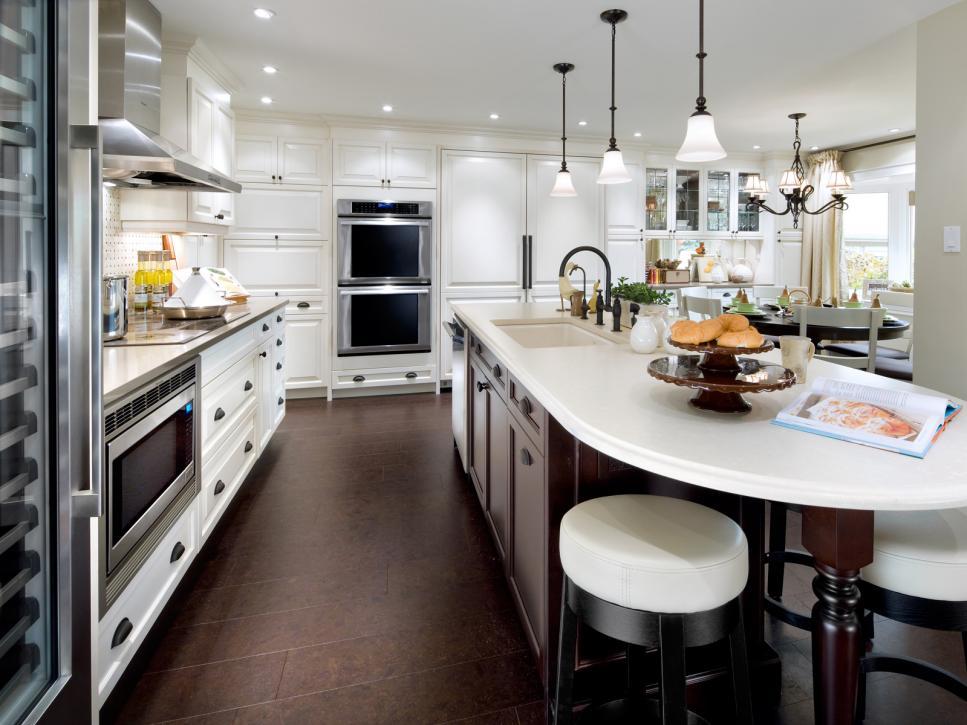 candice olson galley kitchen photo - 1