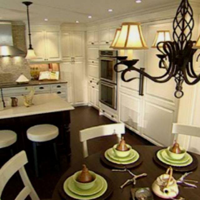 candice olson galley kitchen photo - 10