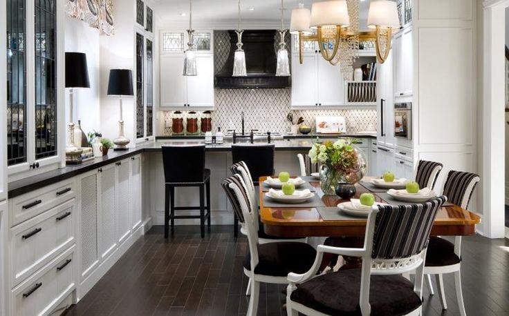 candice olson galley kitchen photo - 6