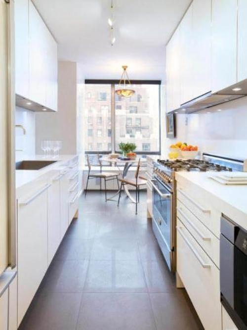 candice olson galley kitchen photo - 7