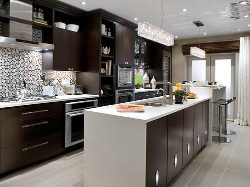 candice olson kitchen backsplash photo - 5