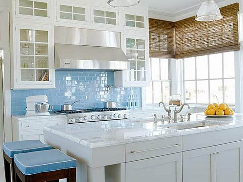 candice olson kitchen backsplash photo - 6