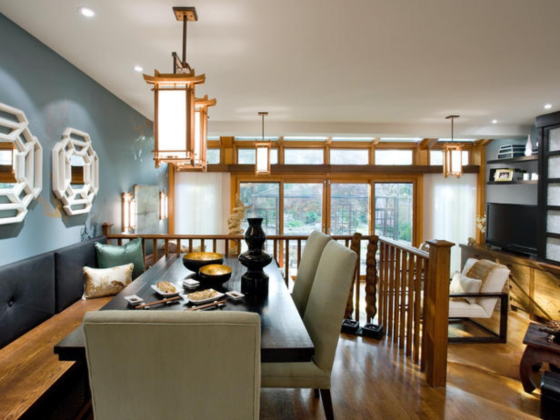 Candice Olson Kitchen Dining Room Photo 1