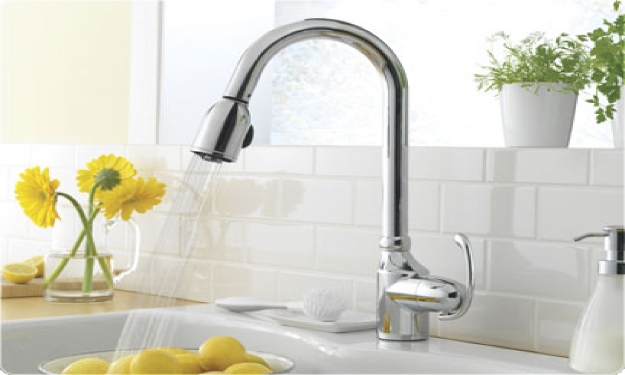 candice olson kitchen faucets photo - 1