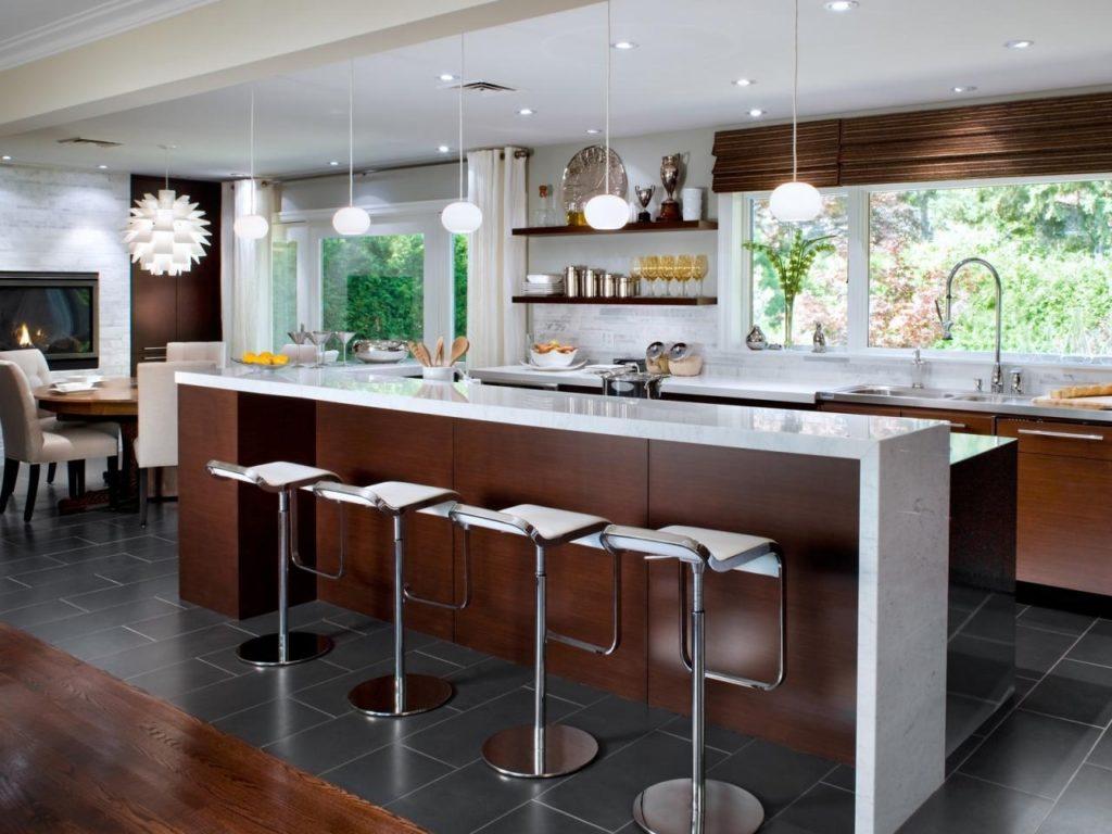 candice olson kitchen floor plan photo - 4