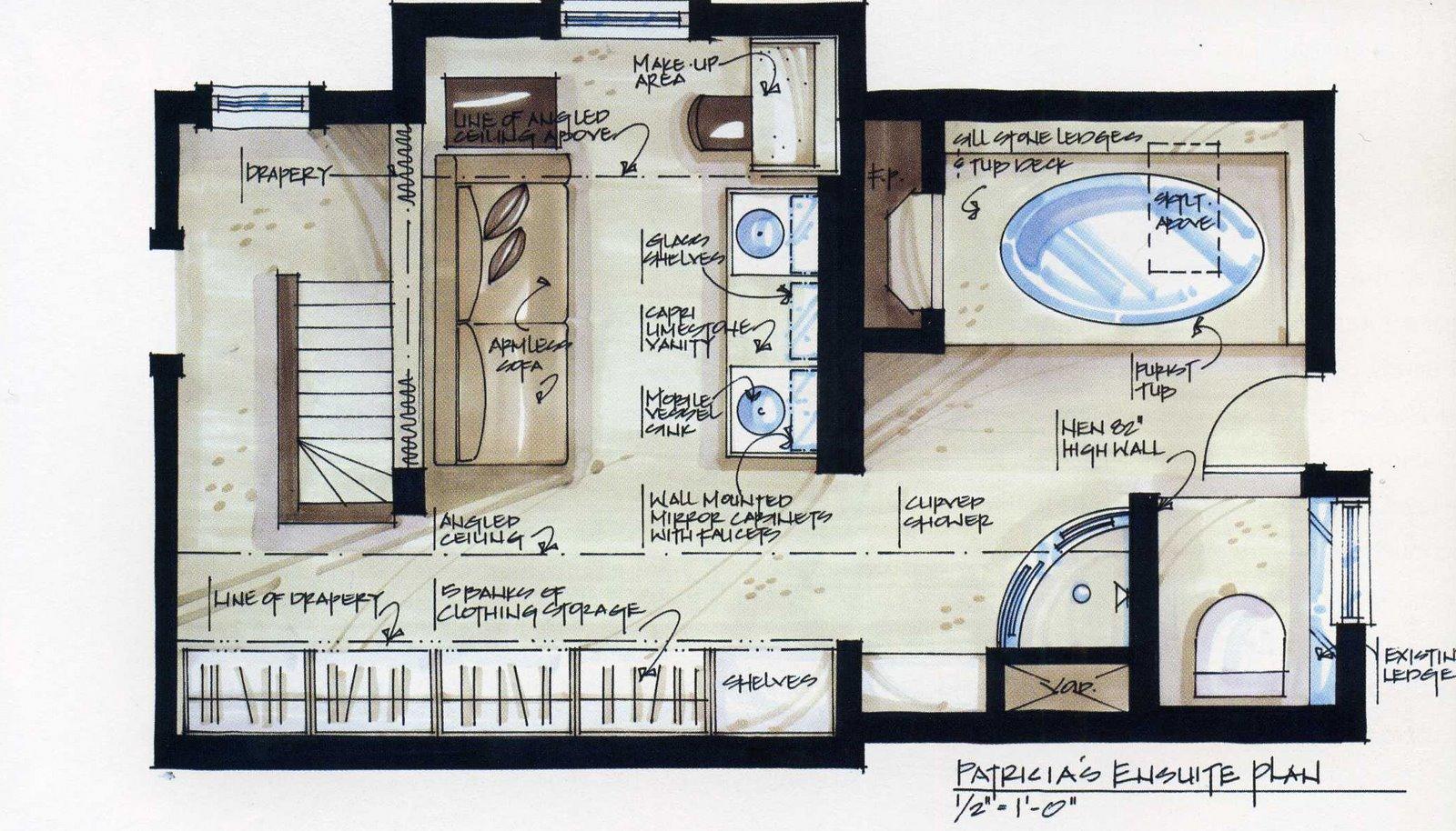 candice olson kitchen floor plan photo - 6