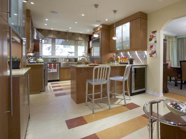 candice olson kitchen windows photo - 5