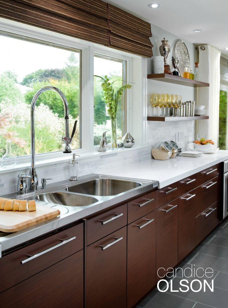 candice olson kitchen windows photo - 9