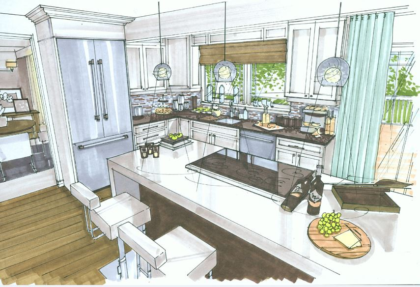 candice olson lisaメs kitchen photo - 2