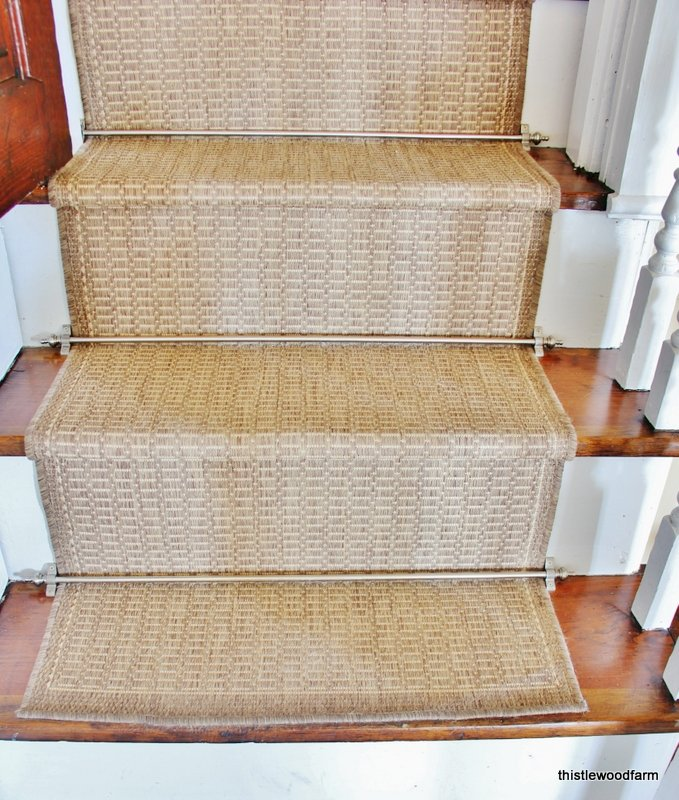 carpet runner for stairs home depot photo - 2