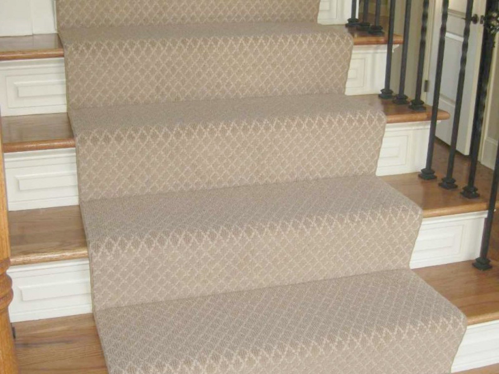 carpet runner for stairs home depot photo - 3